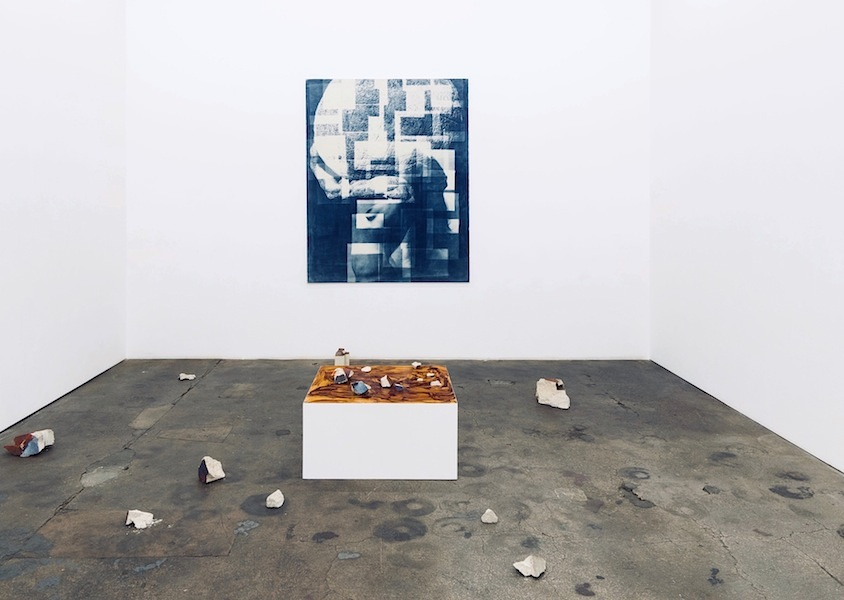 Klara Meinhardt: ΕΞΟΔΟΣ, 2019, Installation view 1