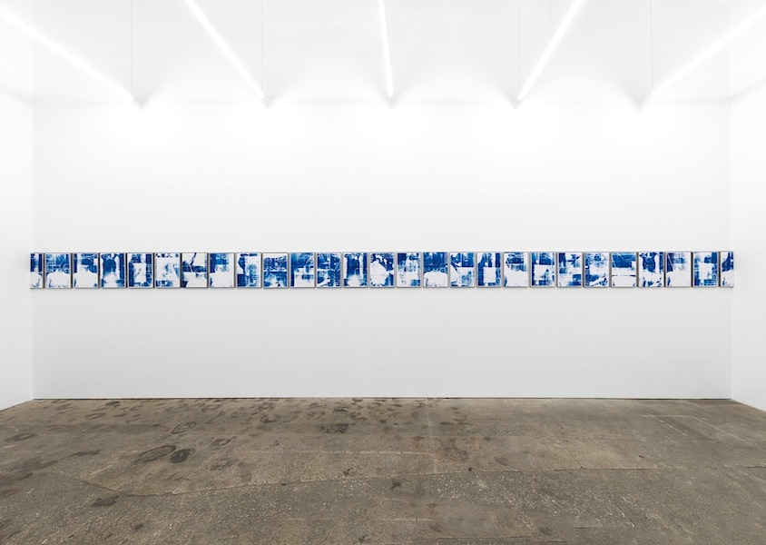 Klara Meinhardt: ΕΞΟΔΟΣ, 2019, Installation view 5