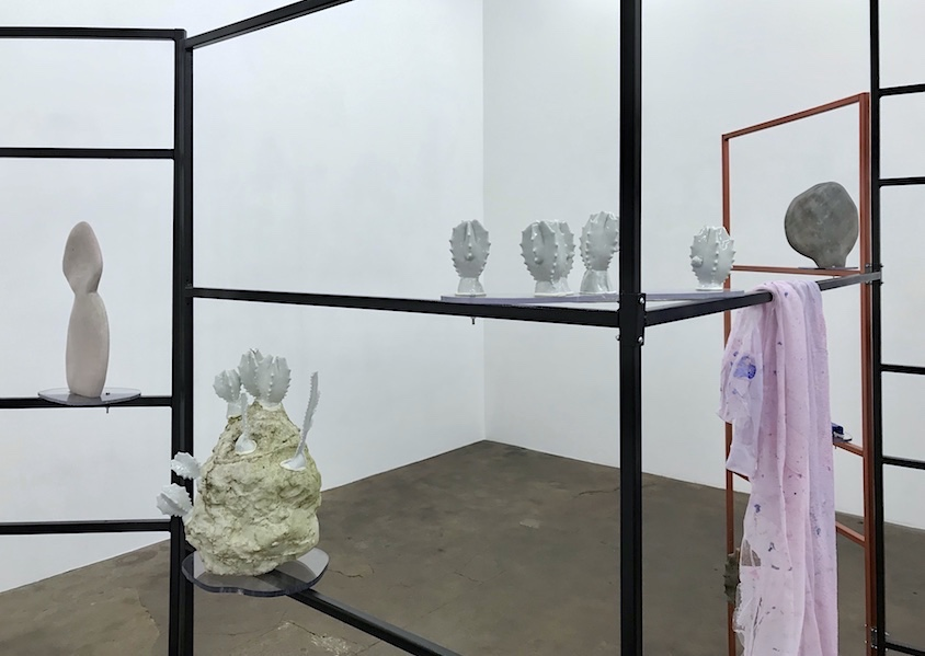 Lisa Kottkamp: Layered Operating System, 2020, Installation View