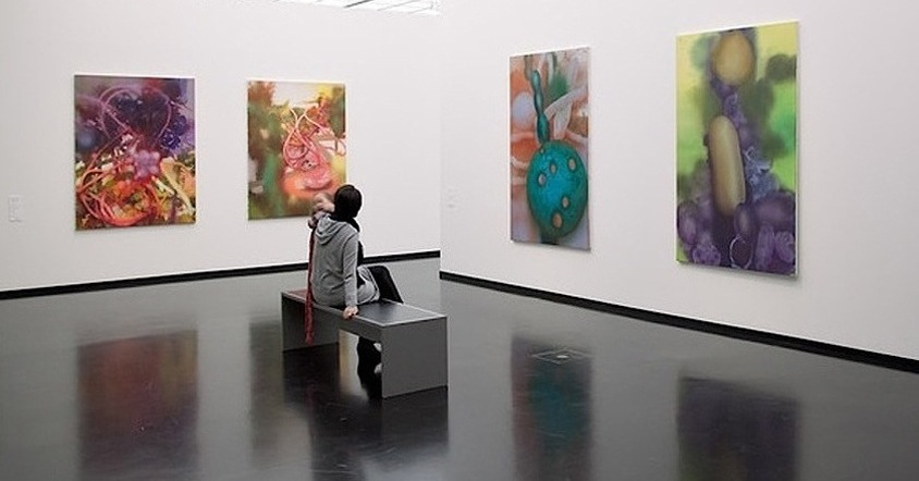 Wolfgang Ellenrieder in ›Out of focus. After Gerhard Richter‹